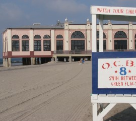 Ocean City, NJ beach photo